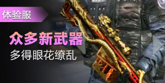体验服新武器一览视频