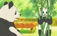 你喜欢吃竹子吗?  --  《快把动物放进冰箱》03话