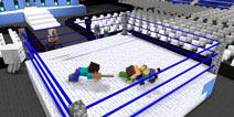 【怪物学园】我的世界WWE摔角挑战赛