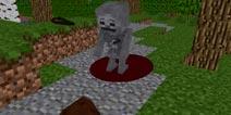 【怪物学园】我的世界骷髅人生3