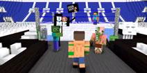 【怪物学园】我的世界WWE三大对决
