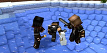 【怪物学园】我的世界小雪的故事1