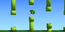【怪物学园】我的世界飞鸟障碍物闯关挑战