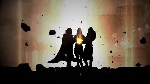 精彩番外剧 《魔域口袋版》神火起源有声漫画