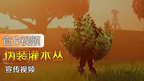 官方视频:伪装灌木丛
