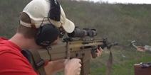 绝地求生刺激战场现实枪支射击测试