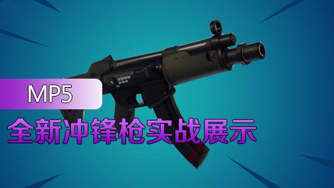 MP5冲锋枪实战展示