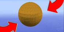 【梦轩】创造老玩家都不一定能建出的超大圆形