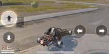 绝地求生刺激战场爆胎车加速bug