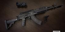 绝地求生刺激战场新枪BerylM762测评