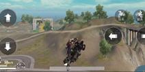 绝地求生刺激战场新版摩托车飞天bug