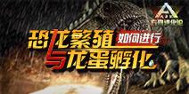 恐龙繁殖与龙蛋孵化 方舟进化论09