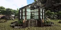 怎么建造一个好看的八角温室【方舟建筑教学】
