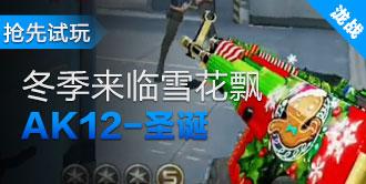 AK12-圣诞 还有姜饼小人?
