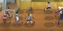 实战训练疾风舞者的训练
