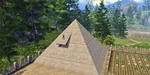 明日之后金字塔建筑 金字塔搭建简单教学