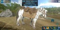 方舟生物介绍第25期:庞马 【黑斑瞪羚】