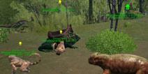 驯服可以给宠物加经验的水龙兽