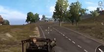 【玩家投稿】灵异bug!空中悬浮汽车