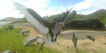 方舟生物介绍第34期:阿根廷巨鹰 【黑斑瞪羚】