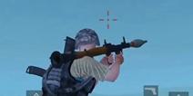 绝地求生刺激战场国际服新神器RPG7展示
