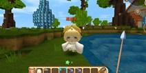 【汤米】采蘑菇模拟器,汤米清水争夺蘑菇领地