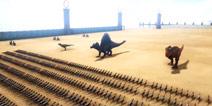1000双脊龙VS方舟恐龙 【方舟VS系列】
