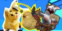 游戏吉尼斯:盘点那些游戏中的吉祥物