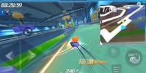 跑跑卡丁车官方竞速版抄近道技巧