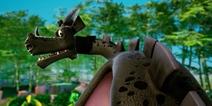 迷你世界《花语程行2》预告四:威武大黑龙,又怂又可爱!视频