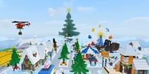 来圣诞度假村过圣诞吧