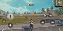 和平精英摩托车投掷bug