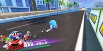 跑跑卡丁车官方竞速版滨海火车赛道展示