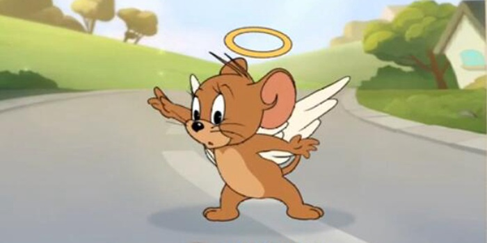 猫和老鼠共研服大更新!会飞的天使杰瑞来啦!