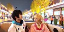 狐妖vlog:道士哥哥带苏苏吃好吃哒