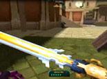 火线精英校长:测评像素剑