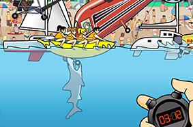 洛杉矶狂鲨攻略